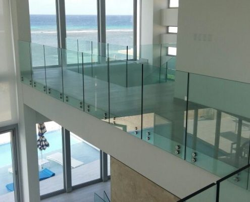 Industrial glass company Caribbean aruba