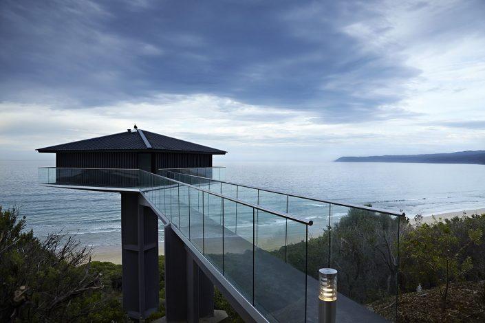 Q railing - Glass full mexim aruba
