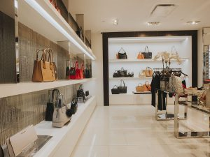 Kate Spade store renovation mexim caribbean