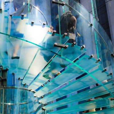 Beautifull Walkable Glass By Balink