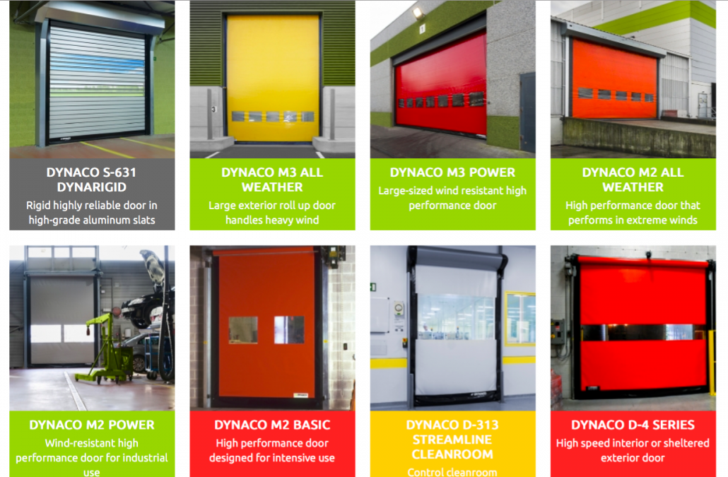 Dynaco Rollup Doors