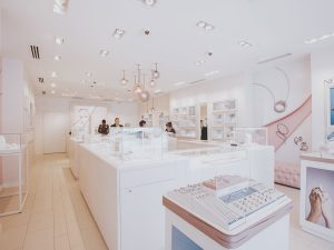 Pandora aruba store renovation mexim aruba