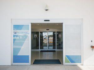 Horacio oduber hospital aruba mexim caribbean