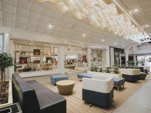 Reinnaisance mall renovation mexim caribbean aruba