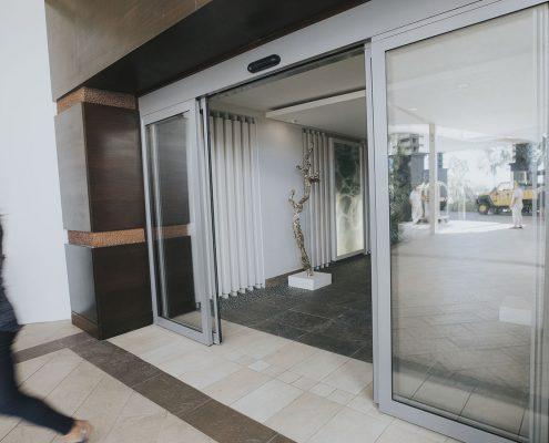 automatic sliding door marriott