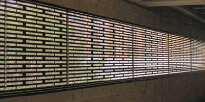 Architectural Perforated Aluminum Panels